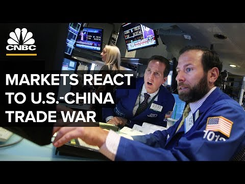 Watch stocks trade in real-time amid ongoing US-China trade war – 5/14/2019