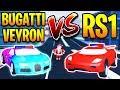 TORPEDO VS BUGATTI SPEED TEST! THIS IS THE FASTEST CAR in Jailbreak   Roblox Jailbreak Winter Update
