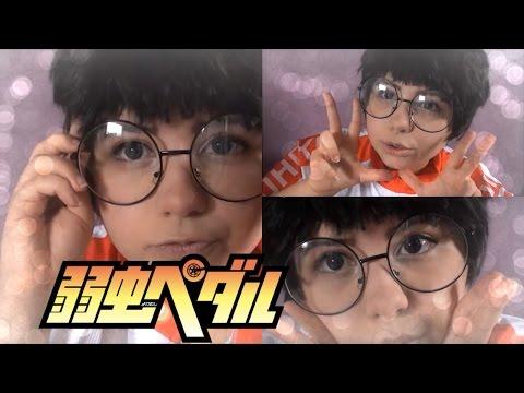 Onoda Sakamichi Cosplay Makeup  (ノ◕ヮ◕)ノ*:・゚✧