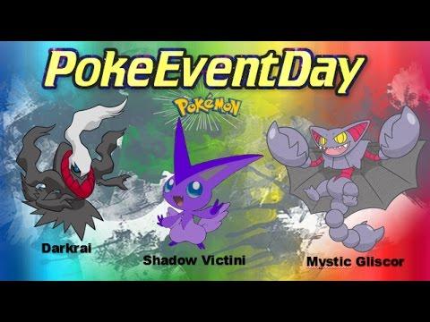 PokeEventDay en pokemon vortex | Balber Tacilla...