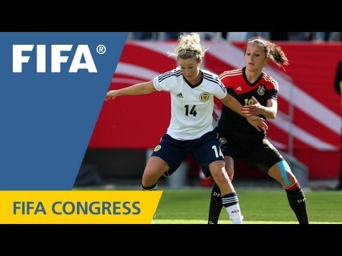 The incredible growth of women's soccer