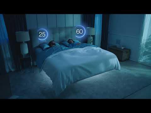 Sleep Number 360 Smart Bed Adjustability