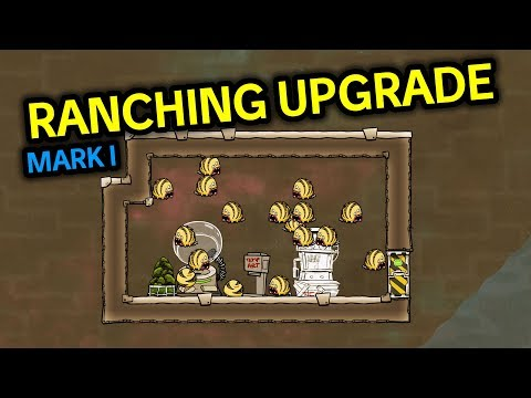 RANCHING Upgrade Vorschau - Oxygen Not Included (deutsch)(preview)