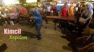 KIMCIL KEPOLEN - Versi Angklung RAJAWALI (Pengamen Jalan Malioboro)