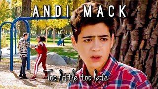 Скачать Andi Mack Too Little Too Late
