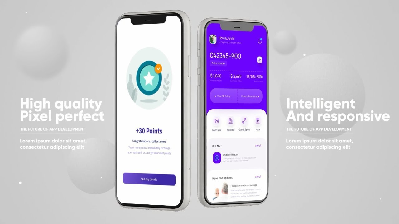 Photo of iPhone 11 Mobile App Promo – After Effects Template – شركة ابل