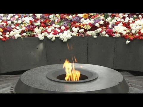 В Армении отметили День памяти