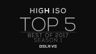 TOP 5 High ISO DSLR/M Cameras 2017