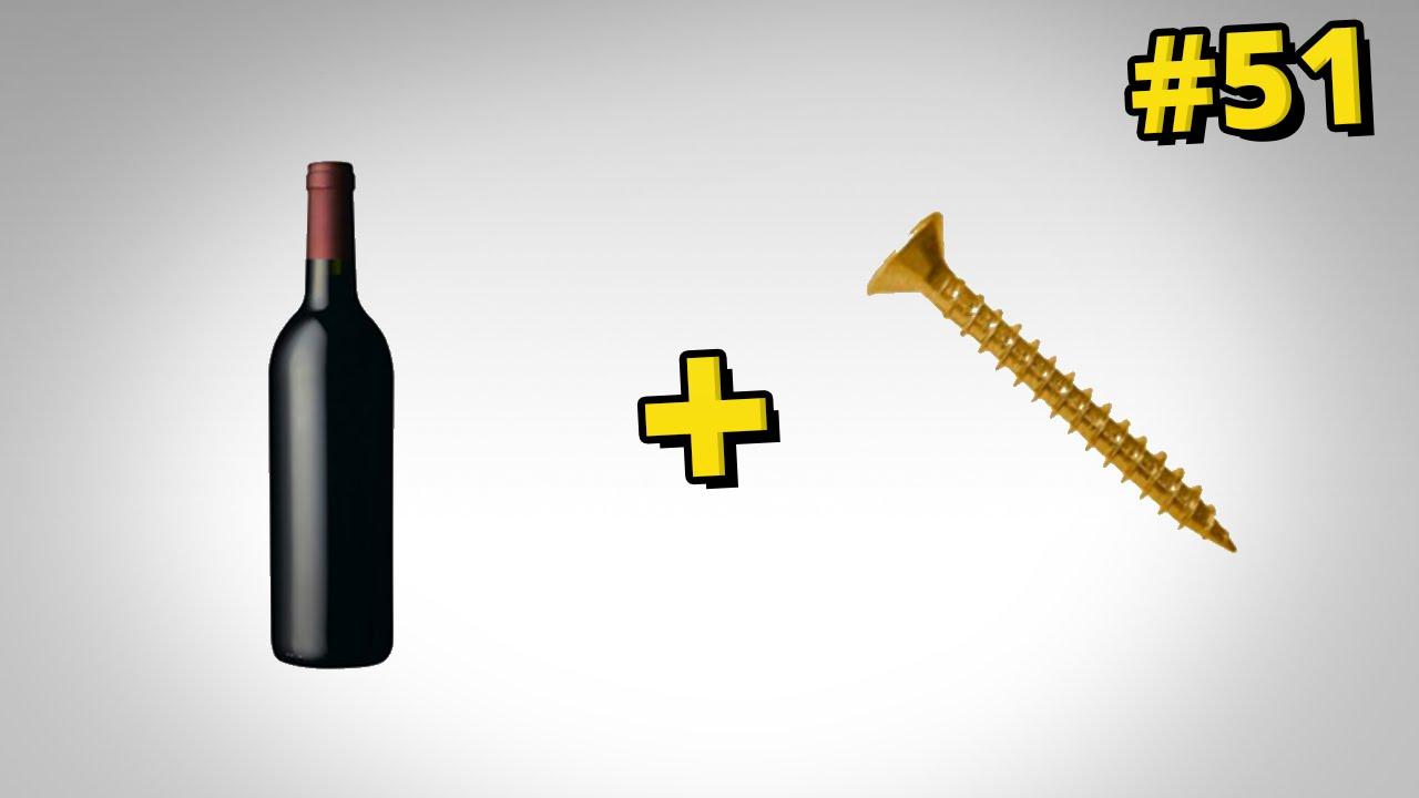 Jak otworzyć wino wkrętem