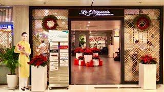 SGN Le Saigonnais Business Lounge ラウンジ 国内線 Domestic タンソンニャット国際空港 ホーチミン Ho Chi Minh city VietNam ベトナム thumbnail