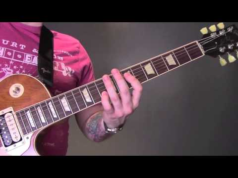 Shake A Tail Feather Guitar Tutorial - Ray Charles Version