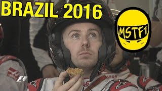 2016 Brazilian Grand Prix – Mystery Science Theater F1