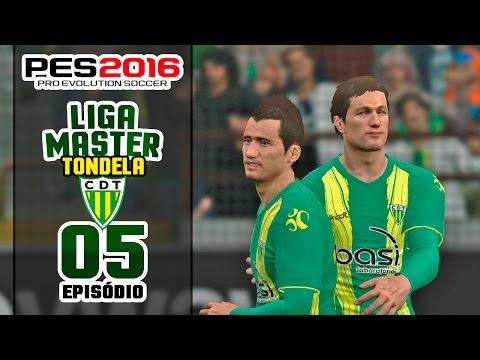 PES 2016 - LIGA MASTER #5 | Vs FC PORTO
