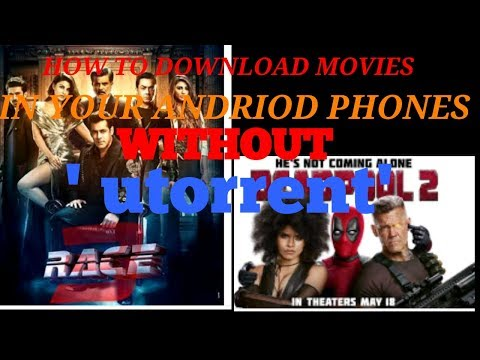 Top three site to download movies with out utorrent