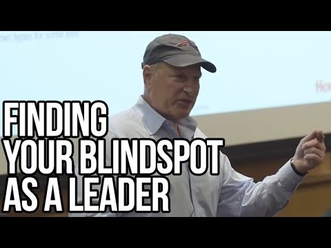 Finding Your Blindspot as a Leader | David Cote