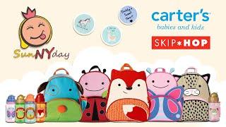 Распаковка посылки из Америки!!! Акции на Carter's и Skip * Hop!!! Детская одежда и не только!