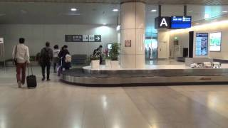 【Airport Guide】New Chitose airport  airplane to train station