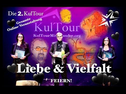 2. KulTour   Liebe & Vielfalt feiern   Hamburg & Lüneburg   ganze online Veranstaltung