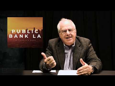 Richard Wolff On Public Banks