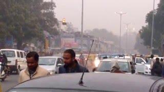 New delhi city in the morning travel cricket india funny