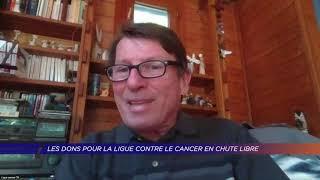 Yvelines | Les dons en faveur de la Lutte contre le cancer en recul