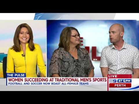 The Pulse   9 News Perth
