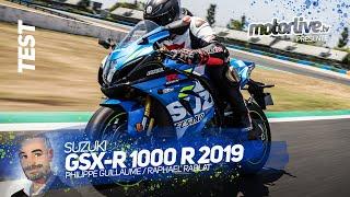 SUZUKI GSX-R1000 R | TEST MOTORLIVE