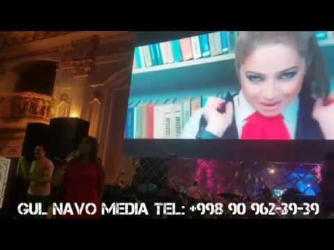 Sevinch Mo'minova - Kolgem keder (2017-07-19) GulNavoMedia