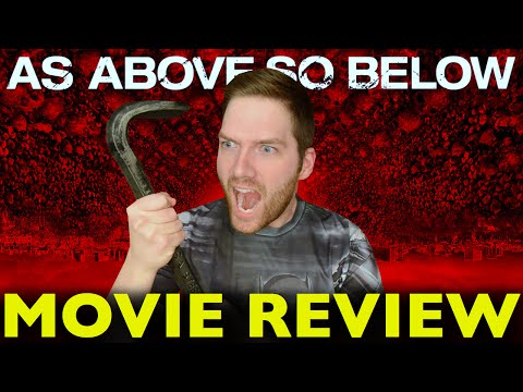 As Above So Below - Movie Review