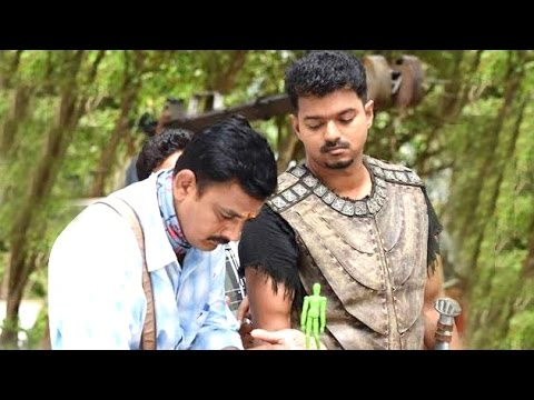 Puli Making Video | Vijay, Sridevi, Sudeep, Shruti Haasan  | Lehren Tamil