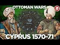 Fall of Famagusta 1571 - OTTOMAN WARS DOCUMENTARY