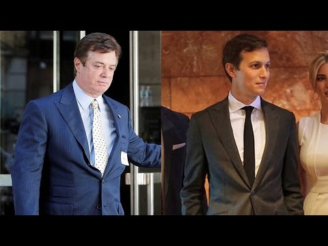 Jared Kushner & Paul Manafort Sought for Questioning over Russia But Will It Be Behind Closed Doors?