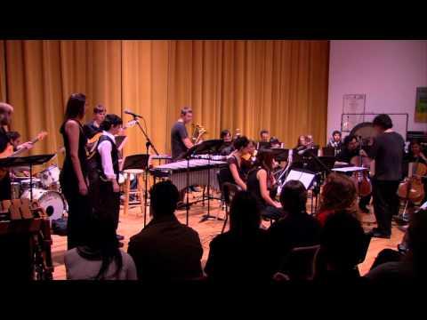 """""""Last Arium"""" - Jodie Landau CalArts Ensemble"""