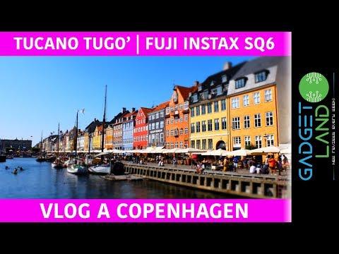 VLog a Copenhagen con Fuji, Tucano e Skagen + Apple Store, Tivoli, centri commerciali