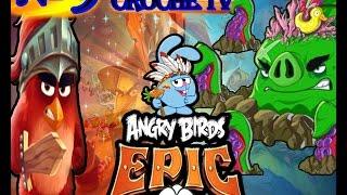 Angry Birds Epic RPG часть 9►ТРИ В ОДНОМ