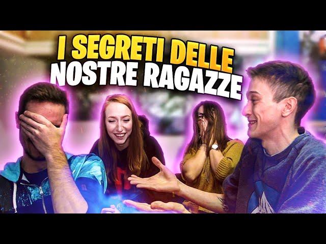 I SEGRETI NASCOSTI DELLE NOSTRE RAGAZZE!!! - DISAGI DI COPPIA w/Rohn,Dread,Ioana,Michelle