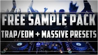 Free Sample Pack: Trap/EDM Sounds + Massive Presets Free Download [HD](Beats kaufen/ Buy Beats ▻http://goo.gl/dPakGz Mein Equipment: ▻Software: http://amzn.to/1u9PhUw ▻Keyboard:http://amzn.to/1u9Prvf ▻Interface: ..., 2016-02-23T20:13:29.000Z)