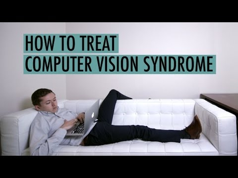 Do You Have Computer Vision Syndrome?