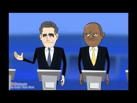 Election 2012 Debate #4 Part 1