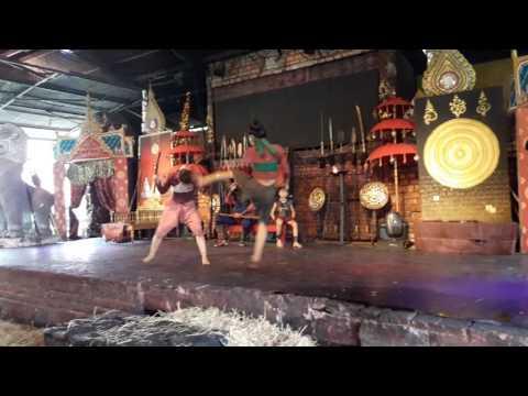 Myanmar-Ayutthaya War Performance