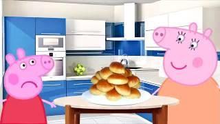 Peppa Pig - Свинка Пеппа Мультфильм Пеппа потеряла сознание в школе