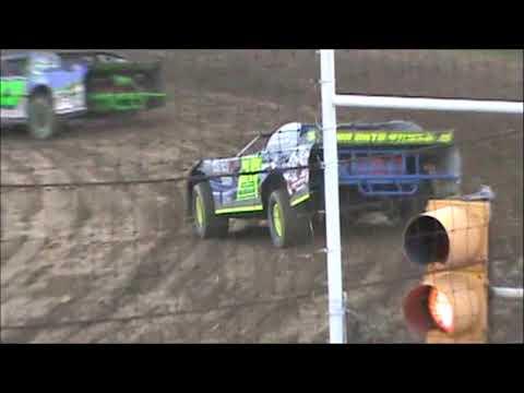 Brett McDonald Heat Race Latrobe Speedway 7/20/19