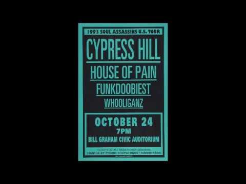 Cypress Hill - Live 1993 - San Francisco, CA (Full Set)