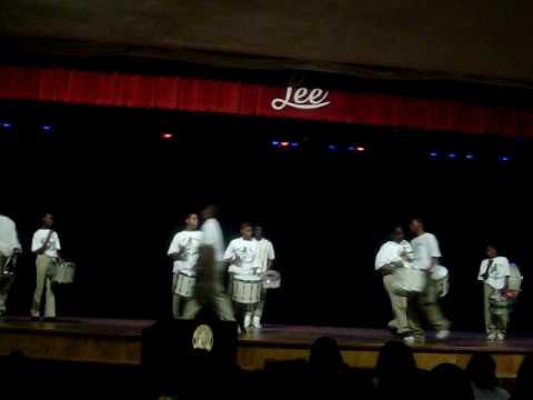 Bellingrath Junior High School Drumline Pt. 3
