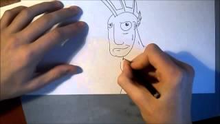 #2 Обучалка рисования Ищвила  - персонажа из комиксов PollmixaN(В этом видео я подробно расскажу, как рисовать Ищвила., 2013-11-01T09:21:38.000Z)