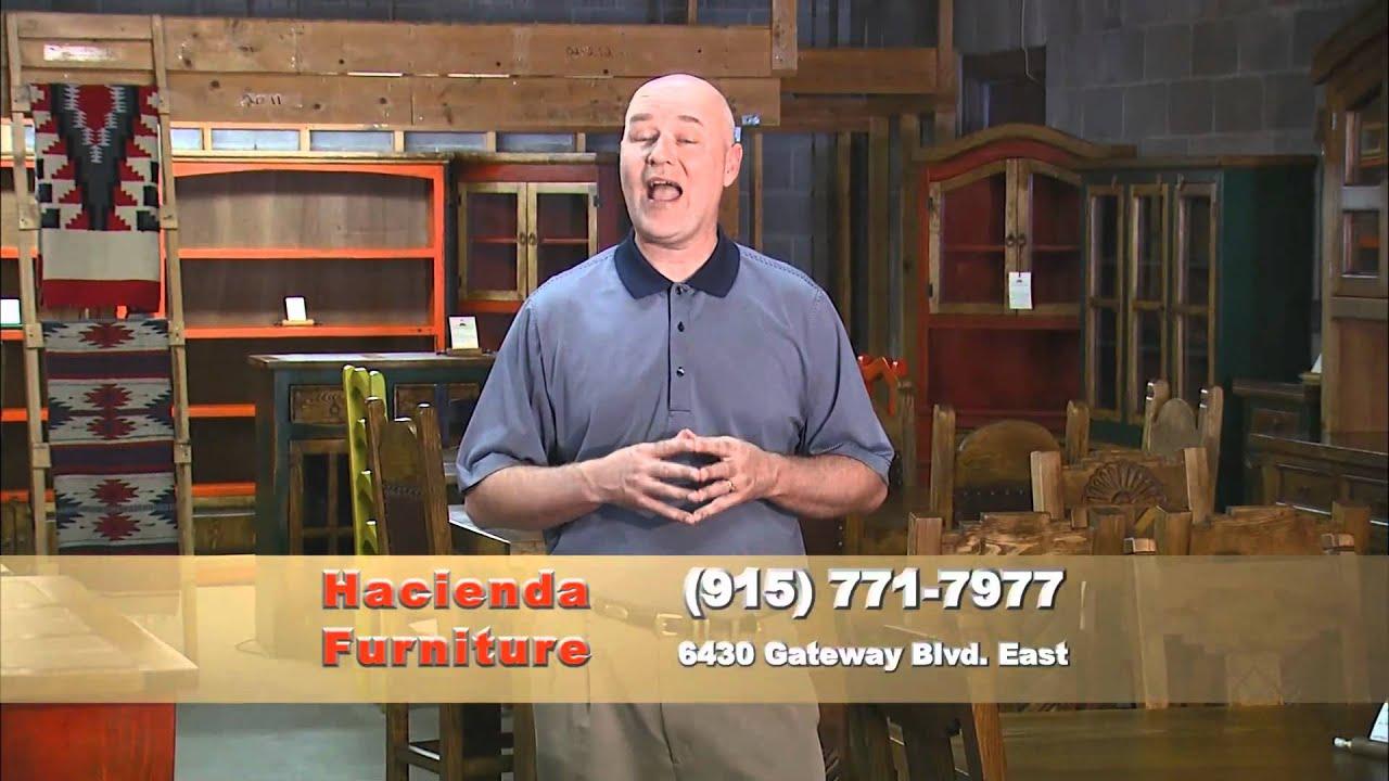 Charmant Hacienda Furniture Created By Leo Marketing Advertising Agency El Paso,  Texas