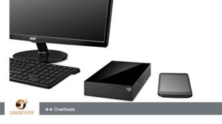 Seagate Backup Plus 2TB Desktop External Hard Drive with 200GB of Cloud Storage & Mobile Device