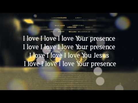 I Love Your Presence - Lyric Video (Taken from Small Group Worship Vol. 1)
