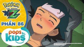 Hoạt Hình Pokémon S19 XYZ - Tổng Hợp Các Trận Chiến Pokémon Tại Giải Liên Đoàn KaLos Phần 86