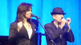 FIRST WE TAKE MANHATTAN, LAS VEGAS FINAL CONCERT, LEONARD COHEN, DEC 11, 2010